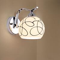 壁灯 创意壁灯温馨led床头灯现代简约卧室客厅灯过道走廊楼梯阳台小夜灯灯具卧室灯创意灯具