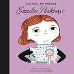 英文原版Emmeline Pankhurst小女孩有大梦想