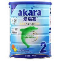 爱瑞嘉(akara)新西兰原装进口金装婴幼儿配方牛奶粉2段900克