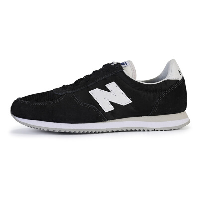 New Balance/NB男鞋女鞋 运动休闲复古慢跑鞋 U220BK运动休闲复古跑步鞋