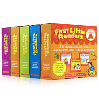 小读者系列家长阅读指导5盒装First Little Readers Parent Pack: Guided Read