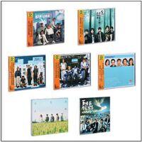 正版唱片 五月天�]�全套7�� 自��+�矍槿f�q+��廴松�+�r光�C 8CD