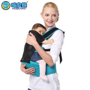 多功能超透气双肩婴儿腰凳背带宝宝背带腰凳儿童背带 8019透气款