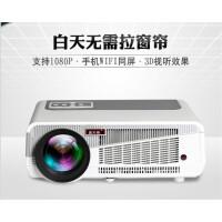 投影仪办公商务热销安卓WiFi版LED高清1080P投影机家庭影院