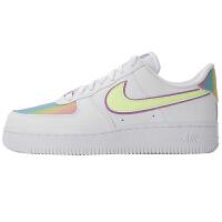 Nike耐克女鞋运动鞋AF1空军一号低帮耐磨厚底休闲鞋板鞋CW0367-100