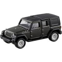 仿真合金小汽车模型儿童玩具车80号JEEP吉普牧马人车模