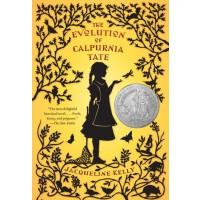 The Evolution of Calpurnia Tate 达尔文女孩(2010年纽伯瑞银奖小说) ISBN 97