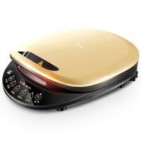 Midea美的电饼铛JCN30C 速脆技术煎烤机 6大菜单 操作简单