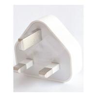 iponex充电器 港版三脚充电头适用于苹果6s 7p插头8p拆机8X港行充电器 港版英规+送转换器