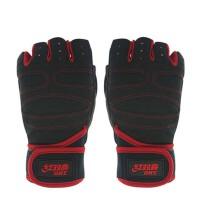 健身手套运动男女器械训练护手套防滑单杠哑铃锻炼半指护腕