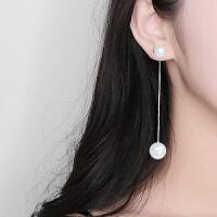 耳坠女士长款耳环流苏耳线气质吊坠个性耳钉耳饰