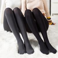 七格格高腰打底袜女外穿新款秋冬装显瘦韩版百搭纯色连裤袜子