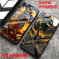 变形金刚大黄蜂手机壳iPhone苹果x/xr/xs max魅族魅蓝6splus三星S9小米红米7pl