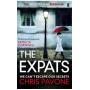 现货 凯特任务 移居者的秘密 英文原版 The Expats 推理小说 克里斯・帕冯 Chris Pavone 埃德加・爱伦・坡奖