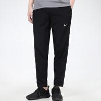 幸运叶子 Nike/耐克男裤春季新款舒适透气休闲裤直筒裤小脚裤梭织运动长裤BV4841-010
