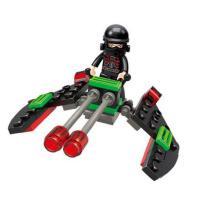 小鲁班积木 拼插积木 星际-西斯战斗机 儿童益智小玩具