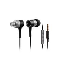 Edifier/漫步者 H285I入耳式耳机立体声音乐苹果手机专用线控耳麦