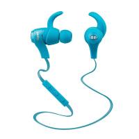 Monster 魔声 iSport wireless 爱运动无线蓝牙 入耳式运动耳机 线控带麦 蓝色