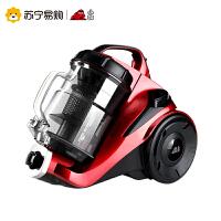 【苏宁易购】小狗小型家用吸尘器超静音强力大功率型除螨虫无耗材吸尘机D-9002