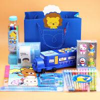 儿童文具套装礼盒幼儿园学习用品小学生开学大礼包男女生礼物批发