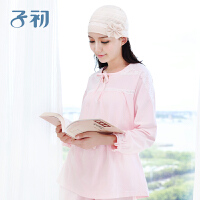 子初月子帽春夏季薄款产妇帽头巾时尚孕妇帽子产后透气坐月子用品