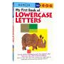 Kumon Verbal Skills My First Book of Lowercase Letters 4-6岁 公文式教育 幼儿园英语技能练习册 小写字母 儿童教辅 英文原版图书