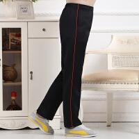 中老年人女士装休闲运动裤大码高腰弹力裤晨练妈妈装