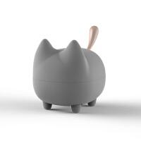 可爱少女卡通蓝牙音箱礼品无线便携迷你小音响小猫创意萌宠小钢炮 官方标配