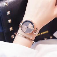 手表女款简约女学生休闲大气时尚潮流气质