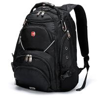 SWISSGEAR瑞士军刀双肩电脑包 男女商务笔记本包15.6英寸 休闲背包学生书包