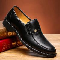 承发 正装皮鞋男士休闲商务套脚皮鞋子男 1588