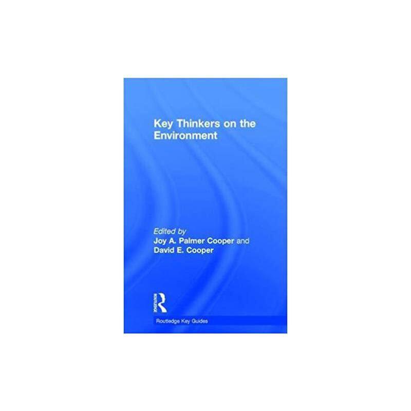 【预订】Key Thinkers on the Environment 9781138684720 美国库房发货,通常付款后3-5周到货!