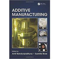 【预订】Additive Manufacturing 9781482223590
