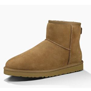 【香港现货】UGG CLASSIC MINI男士雪地靴经典系列迷你短靴1002072专柜正品直邮
