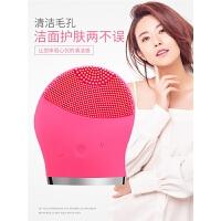电动洁面仪声波硅胶洗脸刷家用毛孔清洁器洗脸仪器
