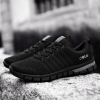 学生鞋子男潮鞋韩版潮流透气网面鞋休闲运动鞋夏季新款男鞋跑步鞋夏季百搭鞋