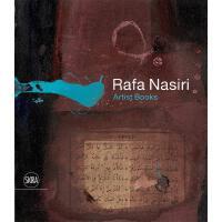 正版 Rafa Nasiri: Artist Books: Rafa Nasiri s Book Art 展开来自伊拉克