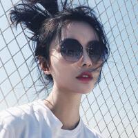 新款太阳镜女士八边形墨镜潮人街拍防紫外线眼镜