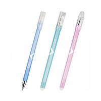 金万年热可擦中性笔 G-1308/13081磨磨擦水笔 学生用摩易擦写字笔 12支装