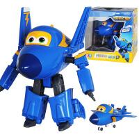 奥迪双钻超级飞侠玩具大号变形机器人全套装小飞侠玩具 酷飞