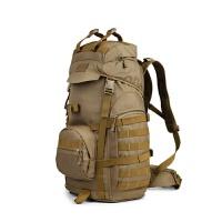 军迷户外双肩登山背包 军迷3P战术背包攻击登山包运动 均码