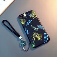 新款�~子iphone6splus手�C�ぬO果X�炖K7/8plus���7p��意防摔女款 6/6s 4.7寸(黑色)