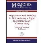 【预订】Uniqueness and Stability in Determining a Rigid Inclusi