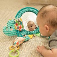 儿童安全座椅乌龟大象车载镜子