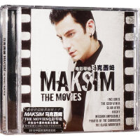 【正版】Maksim马克西姆:电影琴缘(CD)钢琴王子