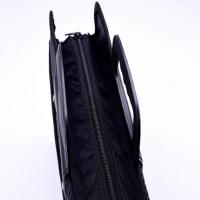 百利文文件袋A4办公用品拉链袋资料袋多层男手提包男士公文包8413