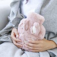 热水袋暖宝宝女暖手袋暖手宝暖水袋注水装水灌水学生可爱小毛绒