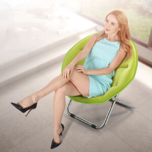 椅子 懒人沙发椅单人可折叠懒人椅阳台沙发宿舍沙发懒人座椅卧室小沙发躺椅折叠椅 创意家具