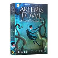 阿特米斯奇幻历险7 亚特兰蒂斯魔症 Artemis Fowl and the Atlantis Complex Eoin