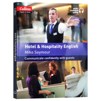 Hotel and Hospitality English 柯林斯酒店教程 英文原版 酒店 客人接待 外宾交流 英文版进